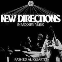 Rashied Ali Quartet - New Directions In Modern Music [LP] (clear)