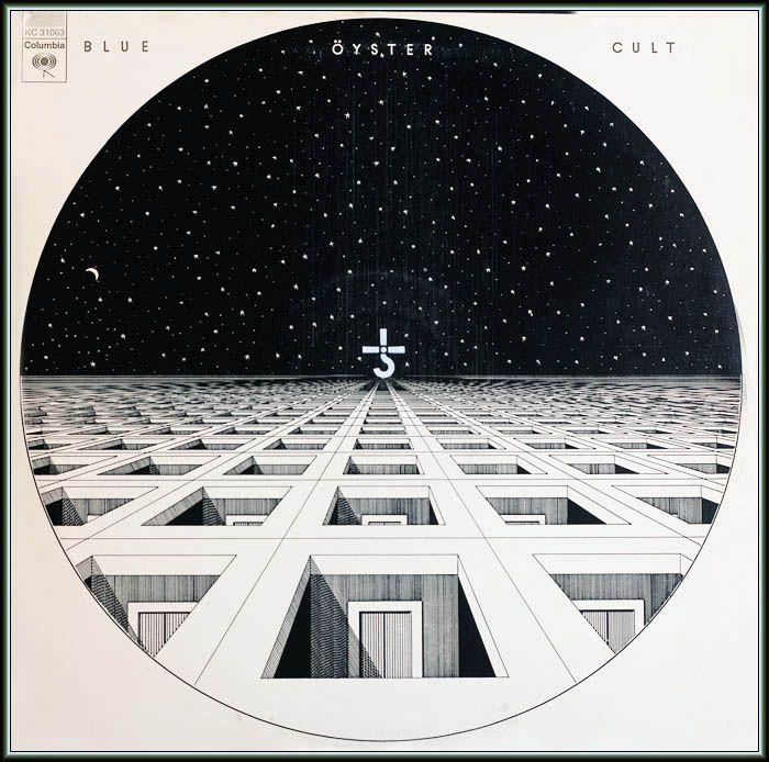 Blue Öyster Cult - Blue Öyster Cult [LP]