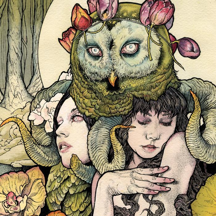 Kvelertak - Kvelertak [LTD LP] (Grønn/gul vinyl)