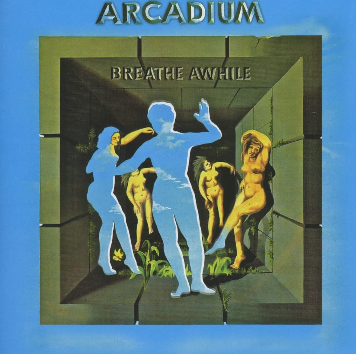 Arcadium - Breathe Awhile [LP]