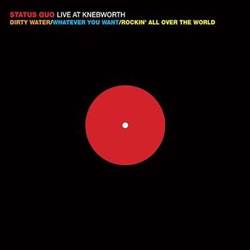 "Status Quo - Live At Knebworth [LTD 12""] (RSD21)"