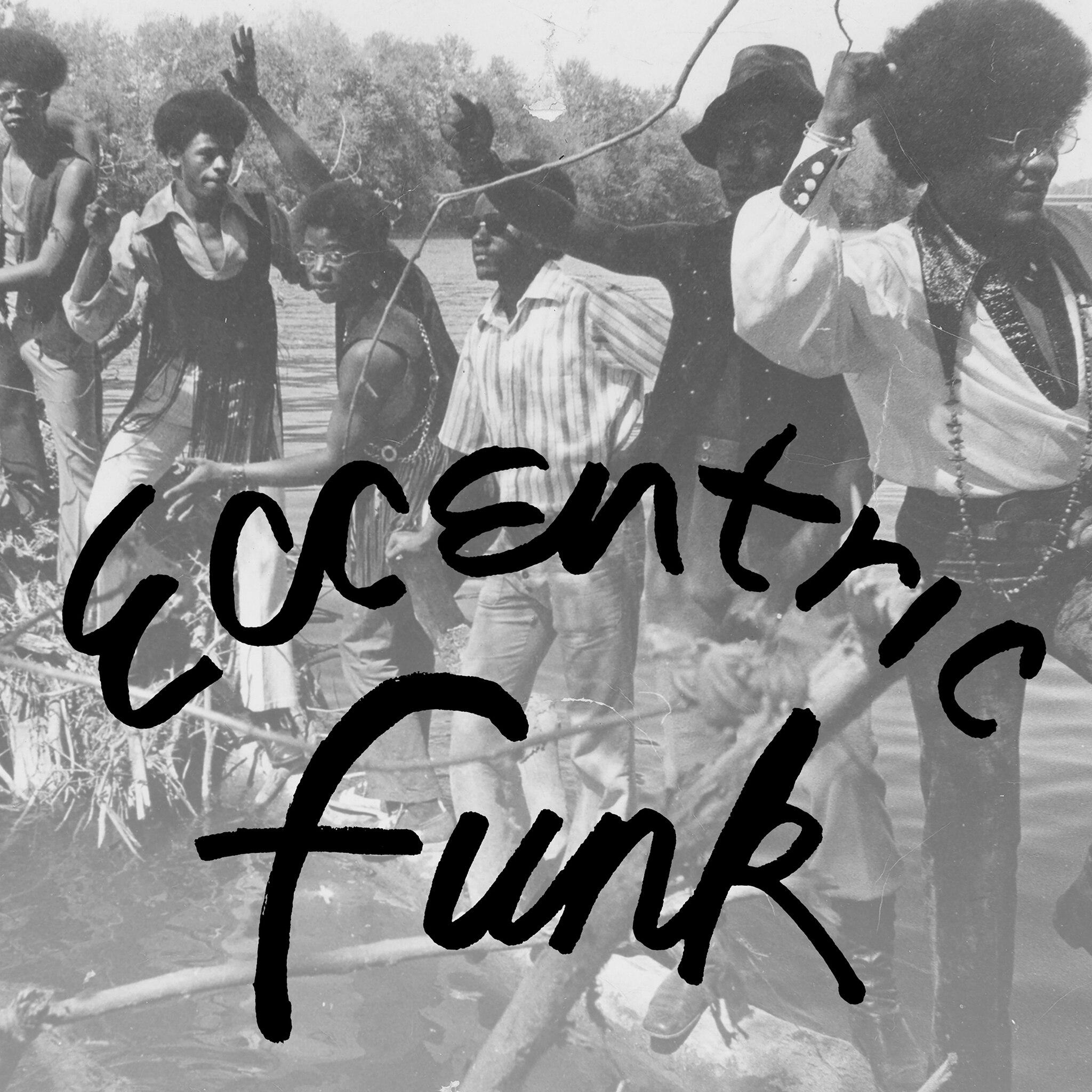 V/A - Eccentric Funk [LP] (indie Exclusive)