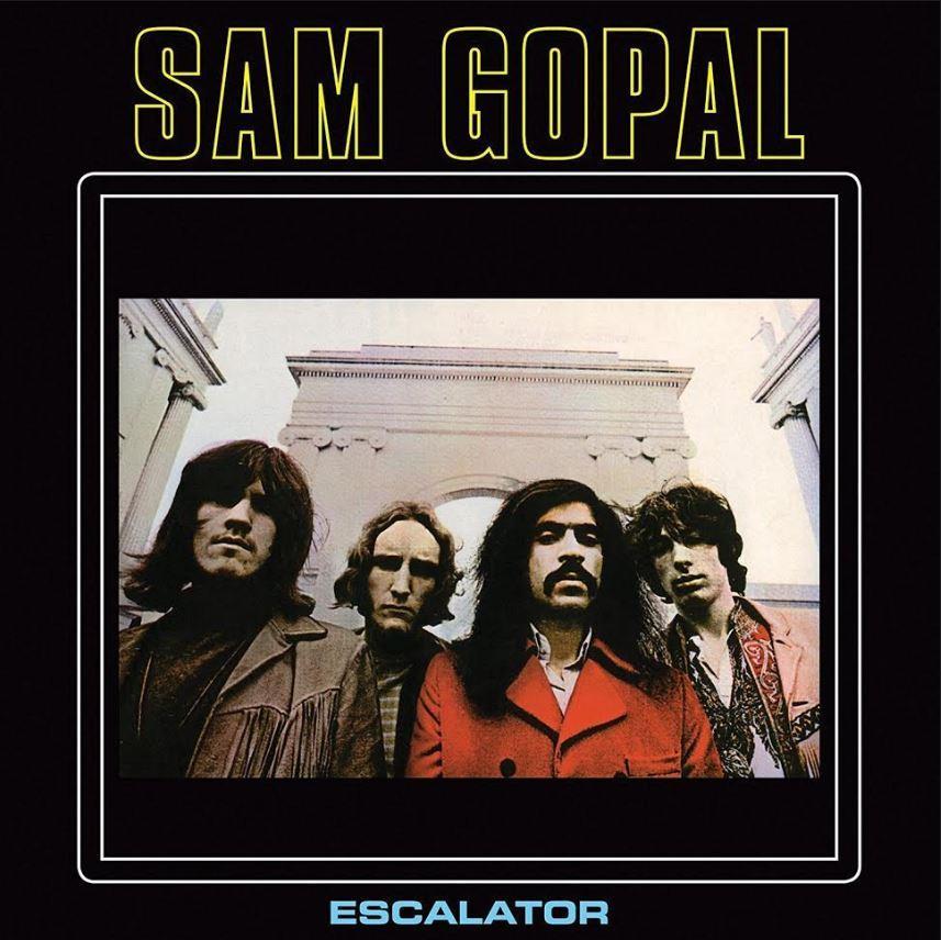 Sam Gopal - Escalator [LP]