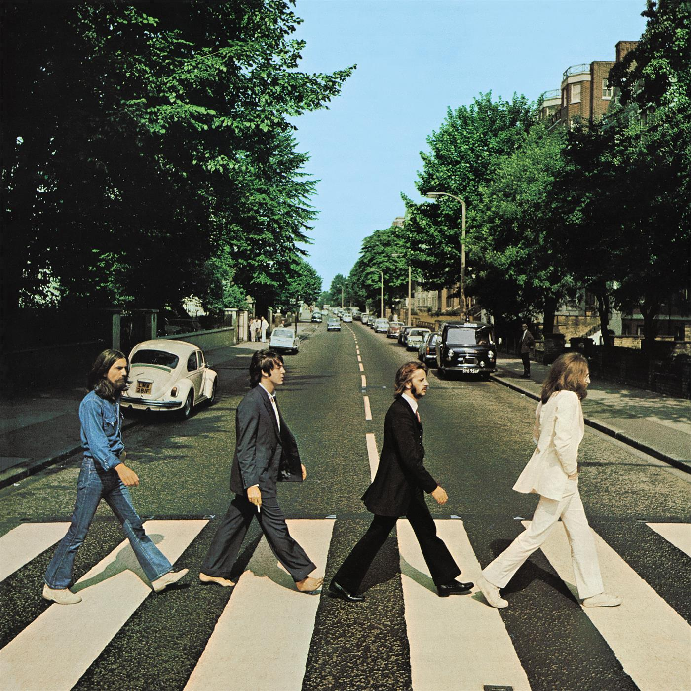 The Beatles - Abbey Road [LP] (Anniversary Edition)
