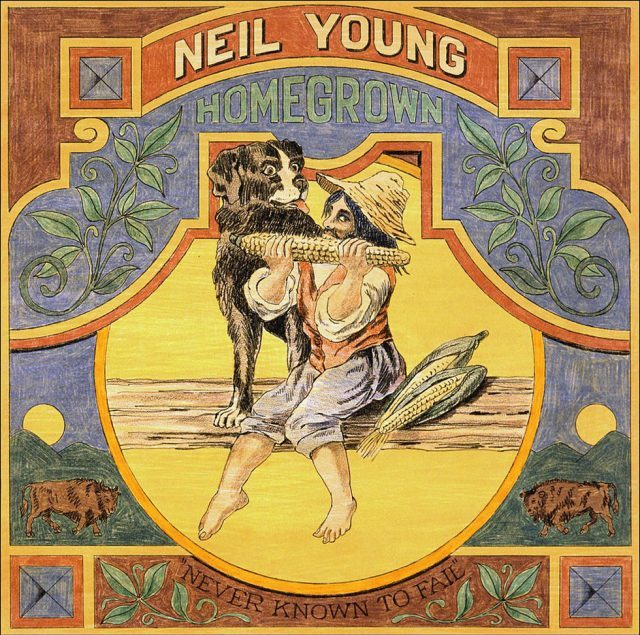 Neil Young - Homegrown [LTD LP] (Indie edition)