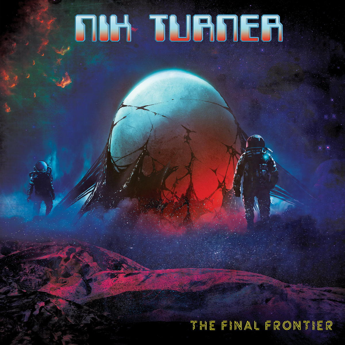 Nik Turner (Hawkwind) - The Final Frontier [LP]