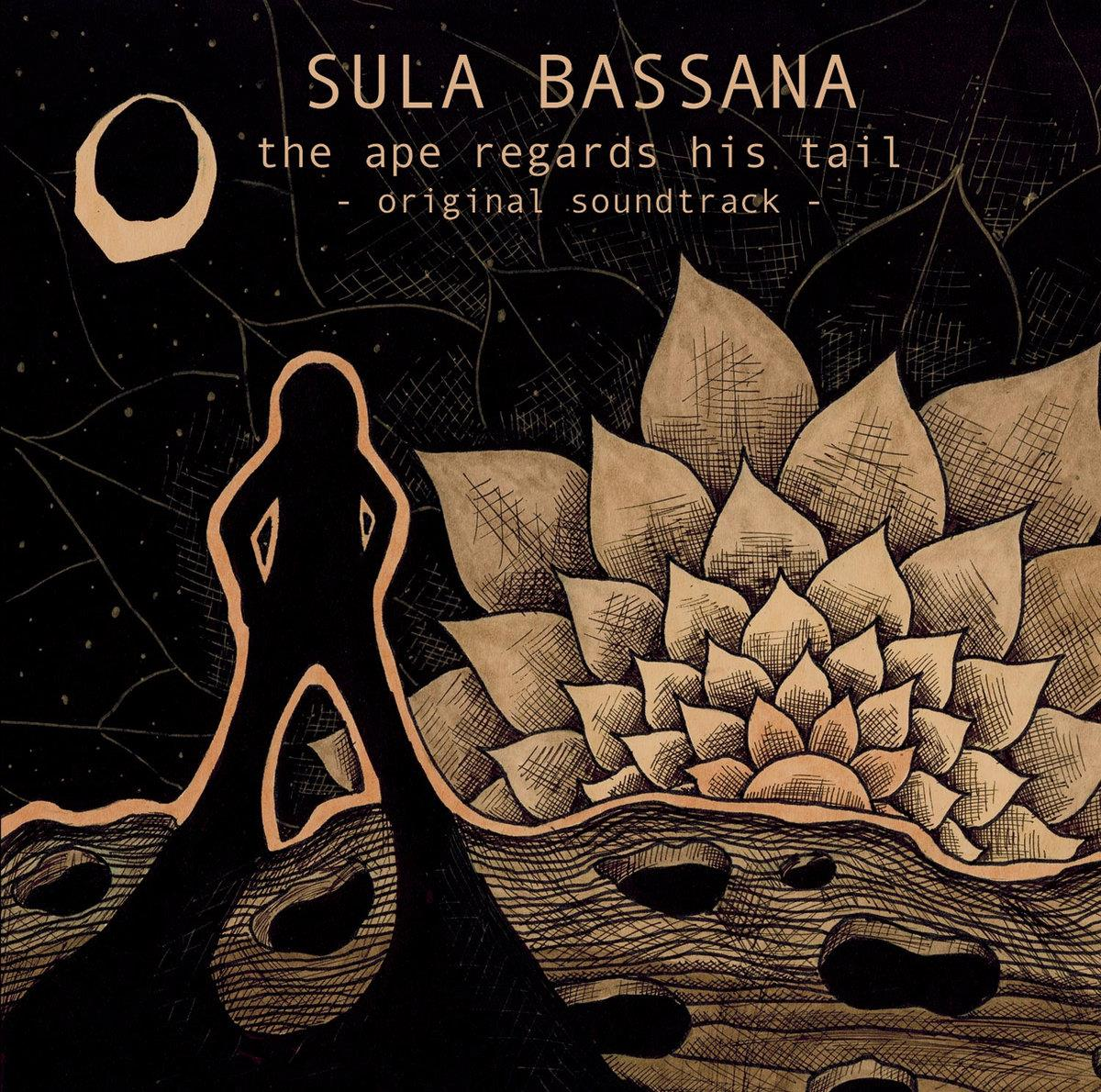Sula Bassana - The Ape Regards His Tail [2xLP] (Clear vinyl)