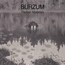 Burzum - Thulêan Mysteries [LP] (clear Vinyl)