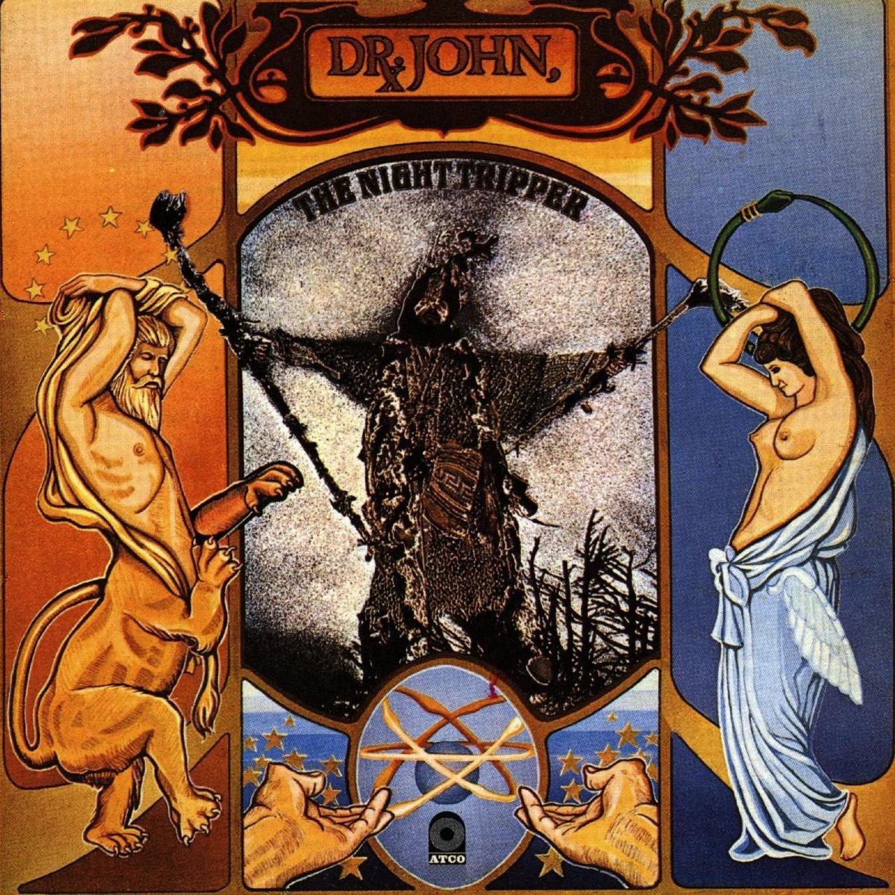 Dr. John - The Sun, Moon & Herbs [LP]