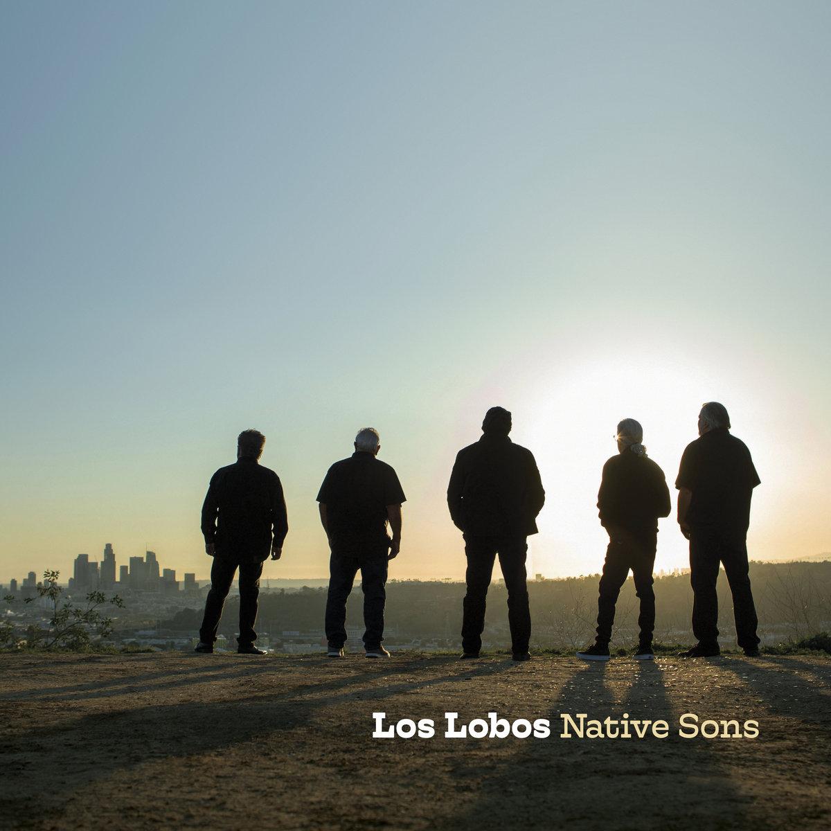 Los Lobos - Native Sons (Coke Bottle Clear Vinyl) [2xLP]