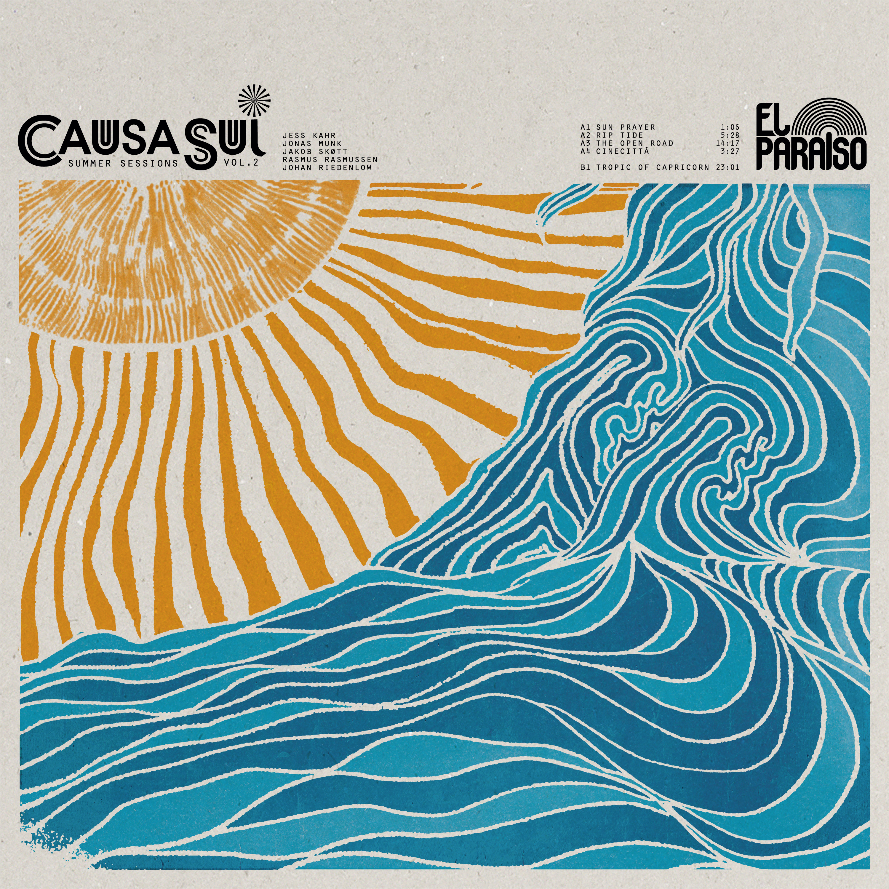 Causa Sui - Summer Sessions Vol. 2 [LP]