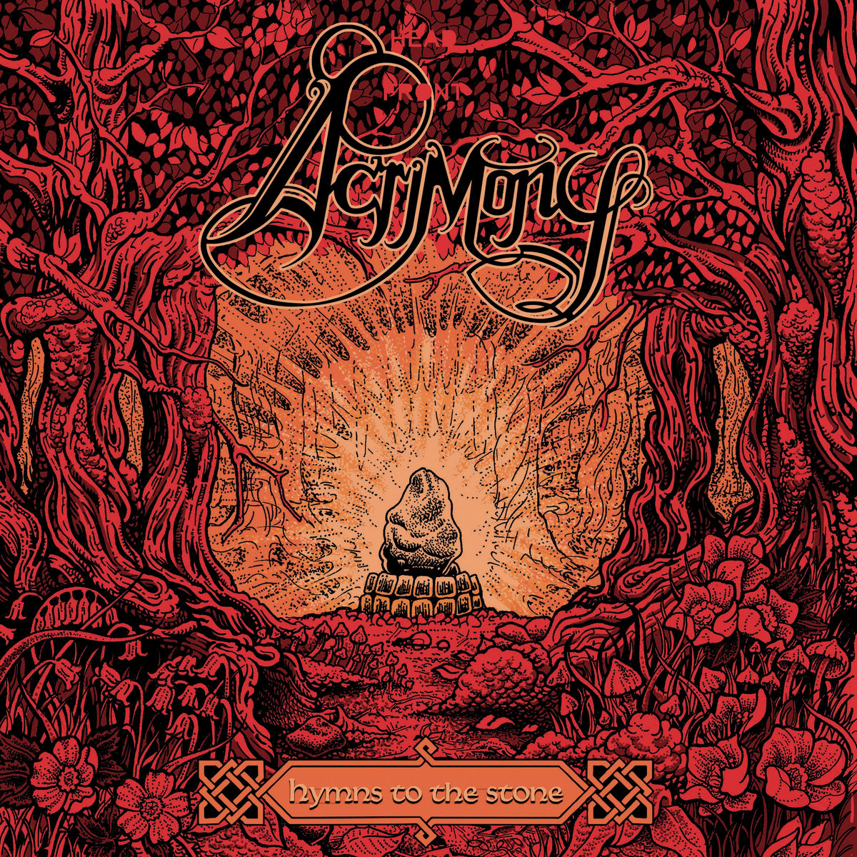 Acrimony - Hymns To The Stone [LP]