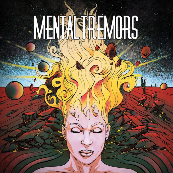 Mental Tremors - Mental Tremors [LP]
