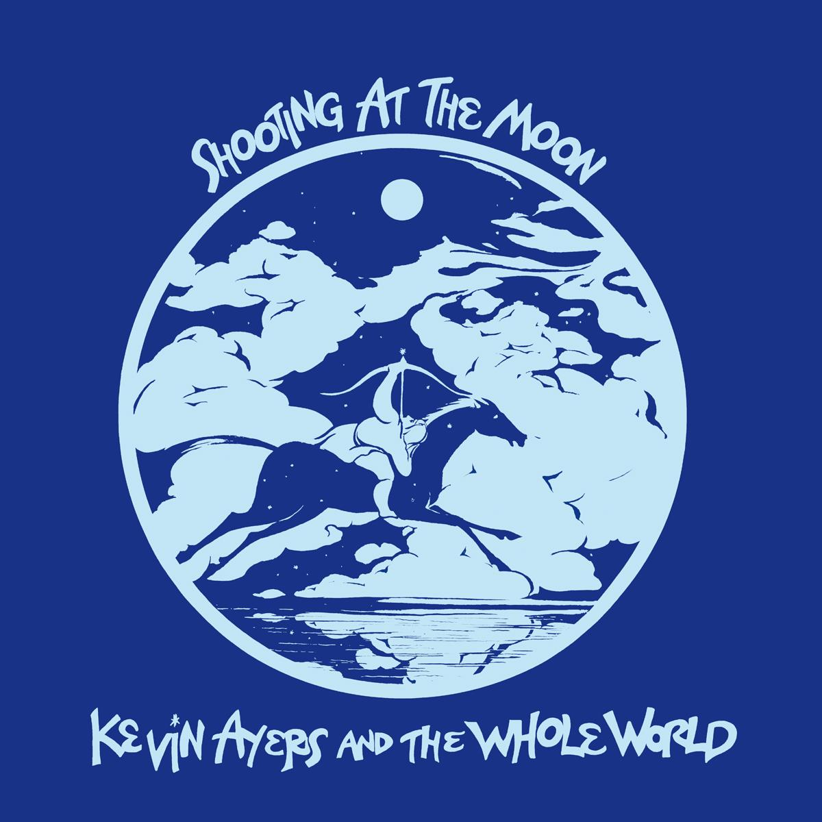 Kevin Ayers - Shooting At The Moon [LP]