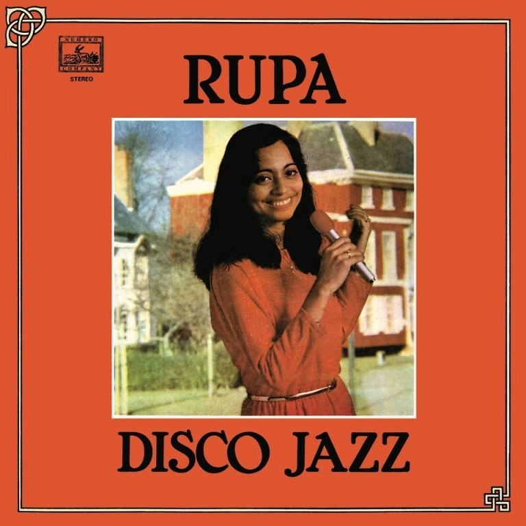 Rupa - Disco Jazz [LP]