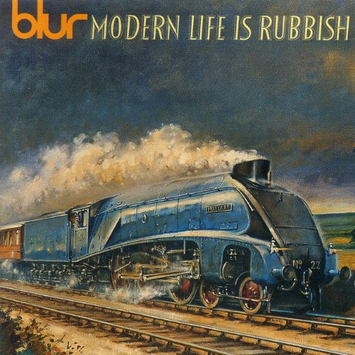 Blur - Modern Life Is Rubbish [2xLP]