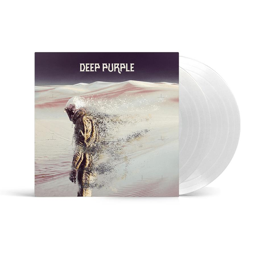 Deep Purple - Whoosh! [2xLP] (White transparent vinyl)