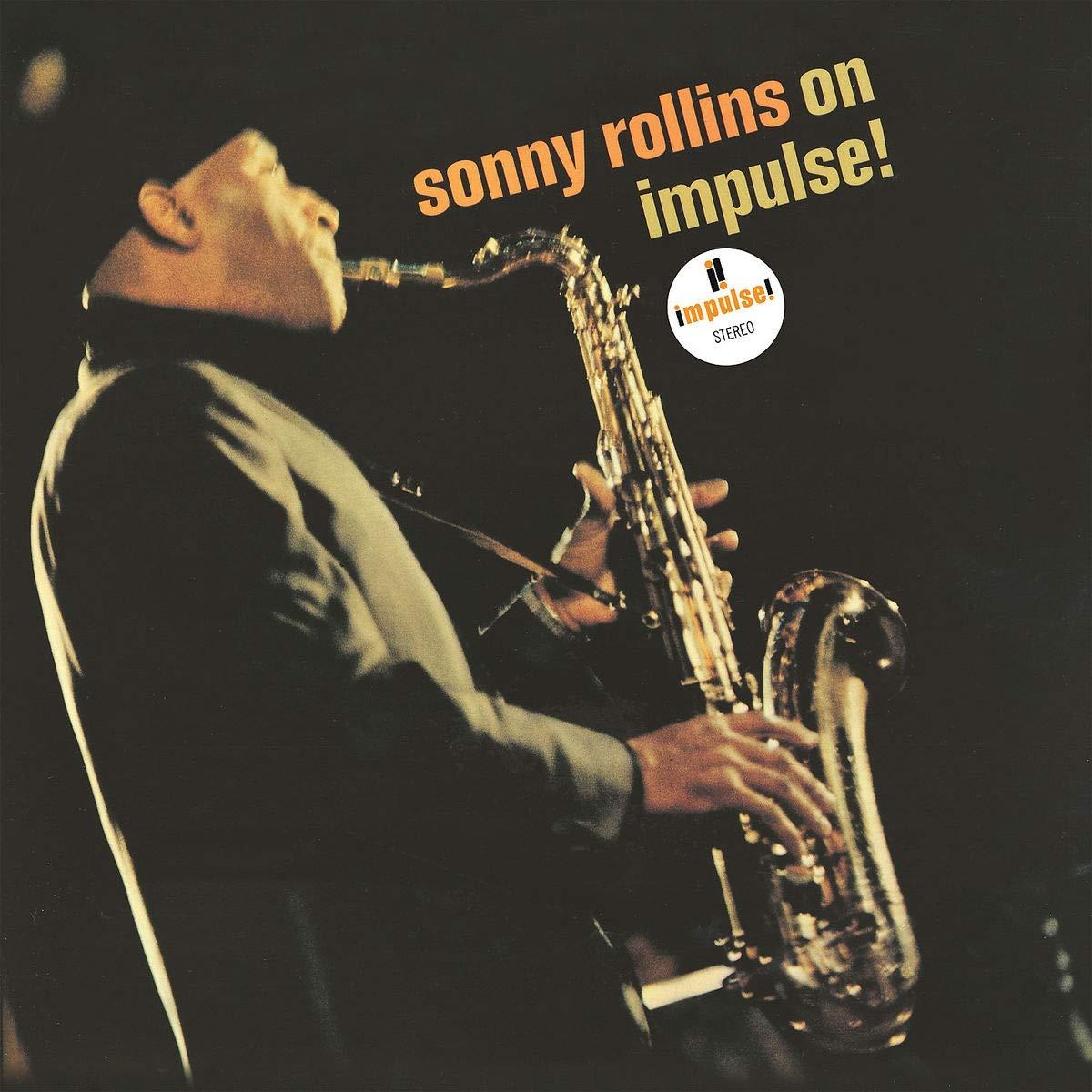 Sonny Rollins - On Impulse! [LP]