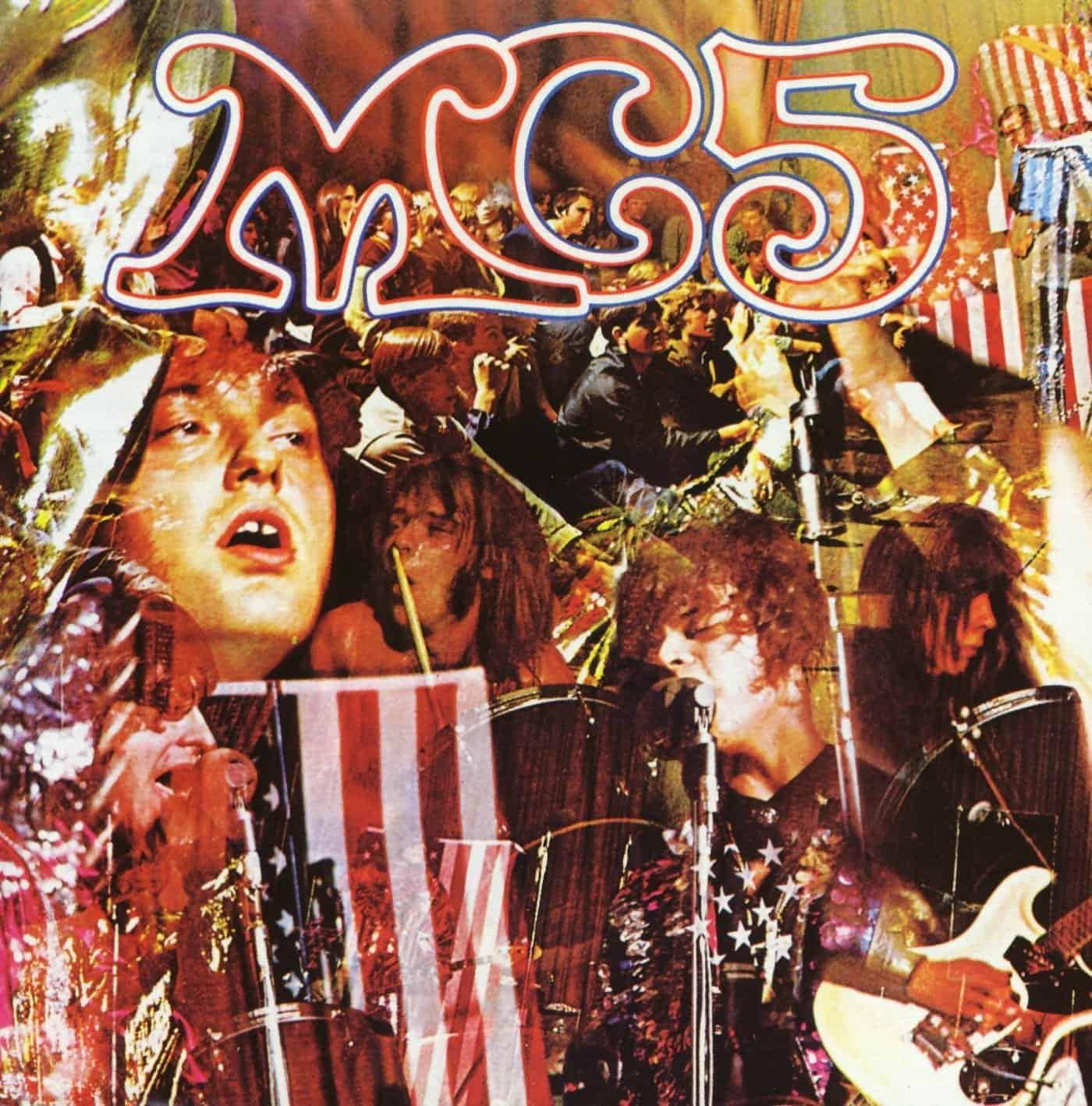 MC5 - Kick Out The Jams [LP] (Splatter vinyl)