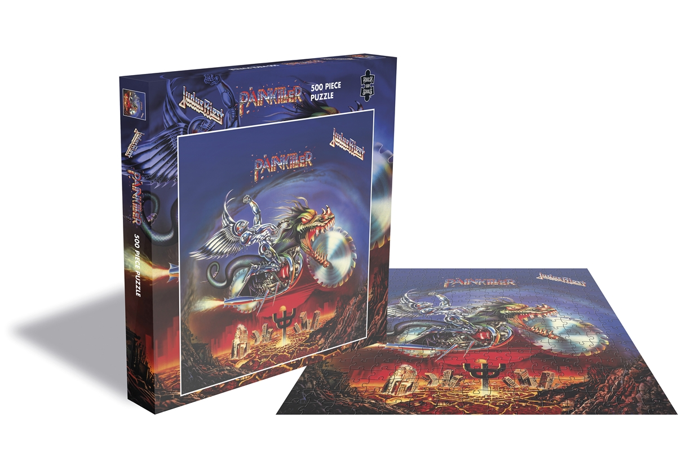 Judas Priest – Painkiller [Puslespill] (500 Brikker)