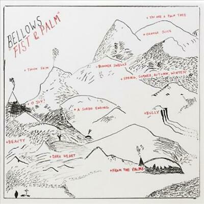 Bellows - Fist & Palm [LP] (color Vinyl)