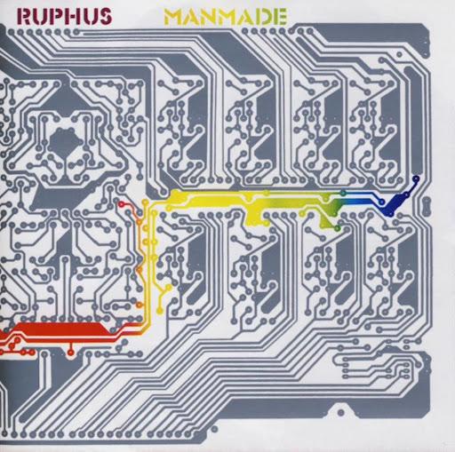 Ruphus - Manmade [LTD LP] (White Vinyl)