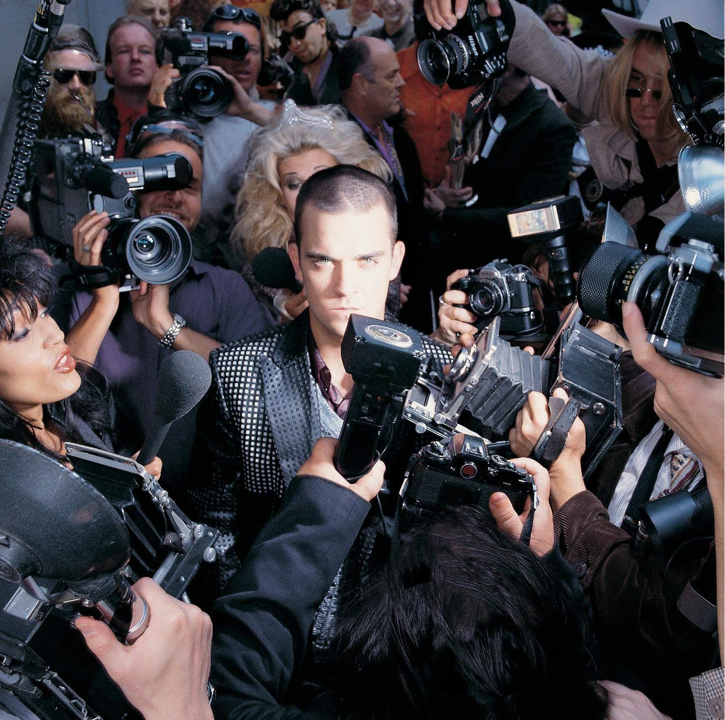 Robbie Williams -  Life Thru A Lens [LP]