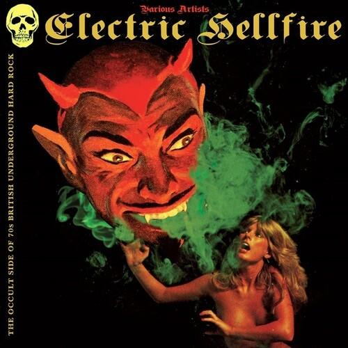 V/A - Electric Hellfire [LP]