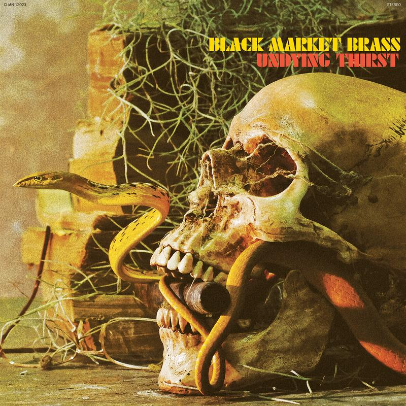 Black Market Brass - Undying Thirst [LP]