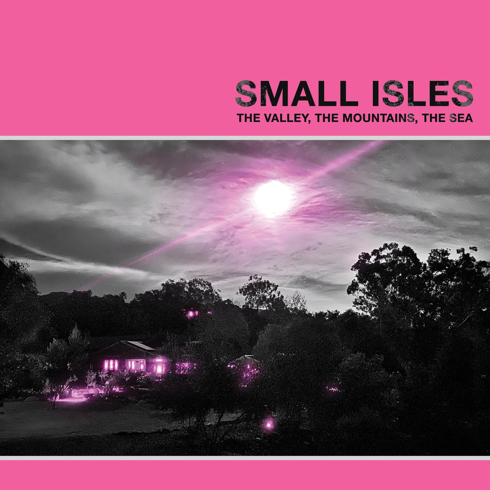 Small Isles - The Valley, The Mountains, The Sea [LP]