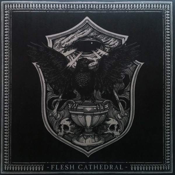 Svartidauði - Flesh Cathedral [LTD 2xLP]