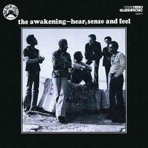 The Awakening - Hear, Sense And Feel [LP]