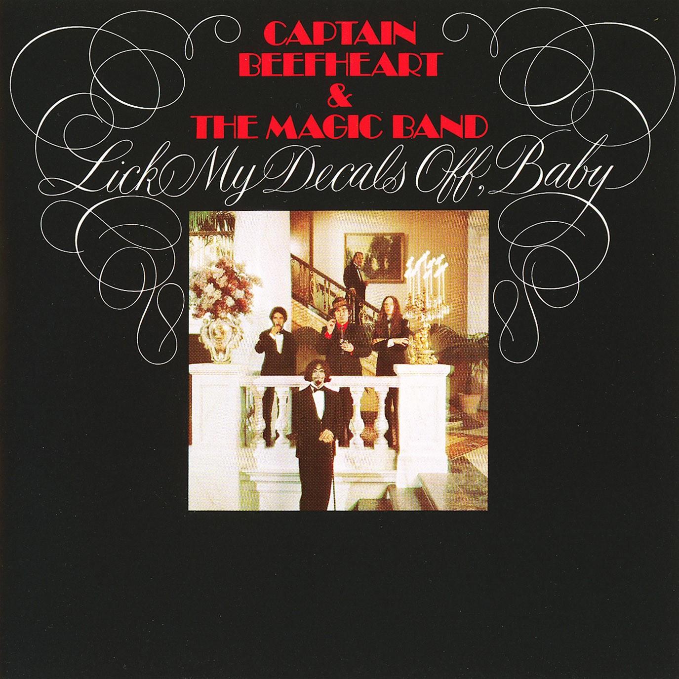 Captain Beefheart – Lick My Decals Off, Baby [LP]
