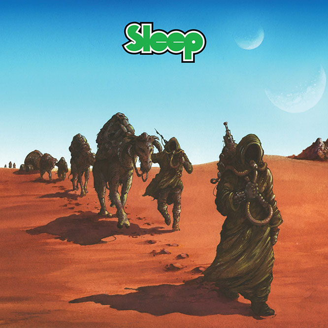 Sleep - Dopesmoker [2xLP] (Black vinyl)