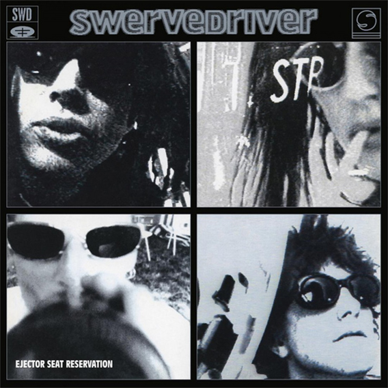 Swervedriver - Ejector Seat [LP] (Coloured vinyl)