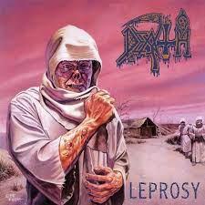 Death - Leprosy [LP] (splatter Vinyl)