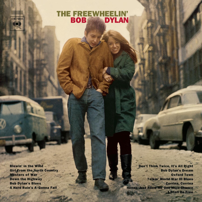 Bob Dylan - Freewheelin' Bob Dylan [LP]