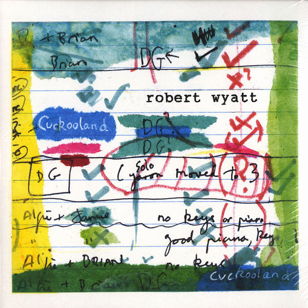 Robert Wyatt - Cuckooland [2xLP]