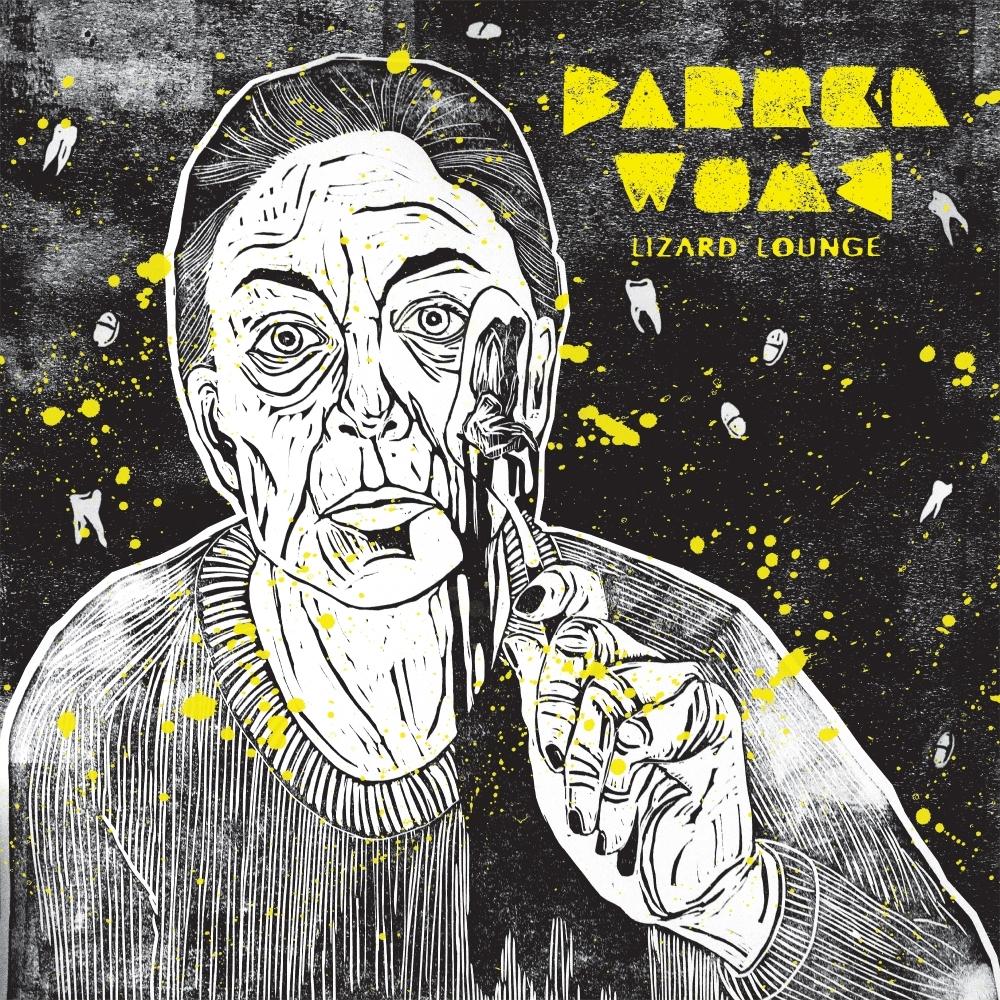 Barren Womb - Lizard Lounge [LP]
