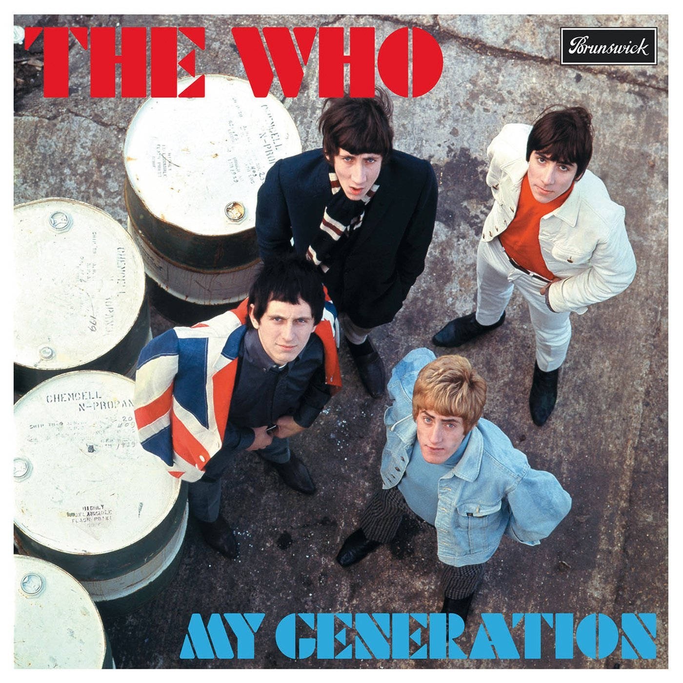 The Who - My Generation [LP]