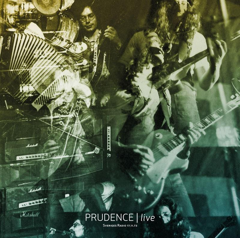 Prudence - Live Sveriges Radio [LP+CD]