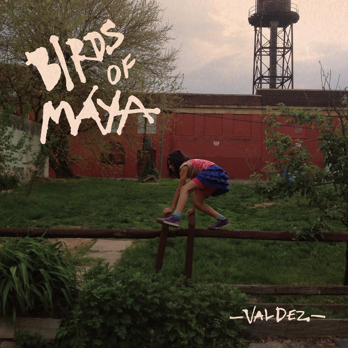 Birds Of Maya - Valdez [LP]