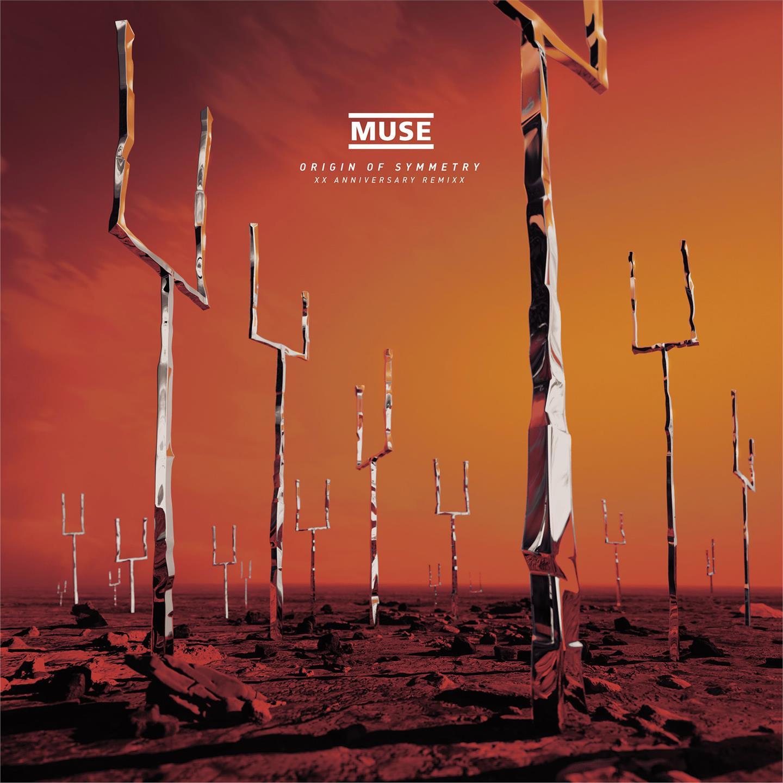 Muse - Origin Of Symmetry: XX Anniversary RemiXX [2xLP]