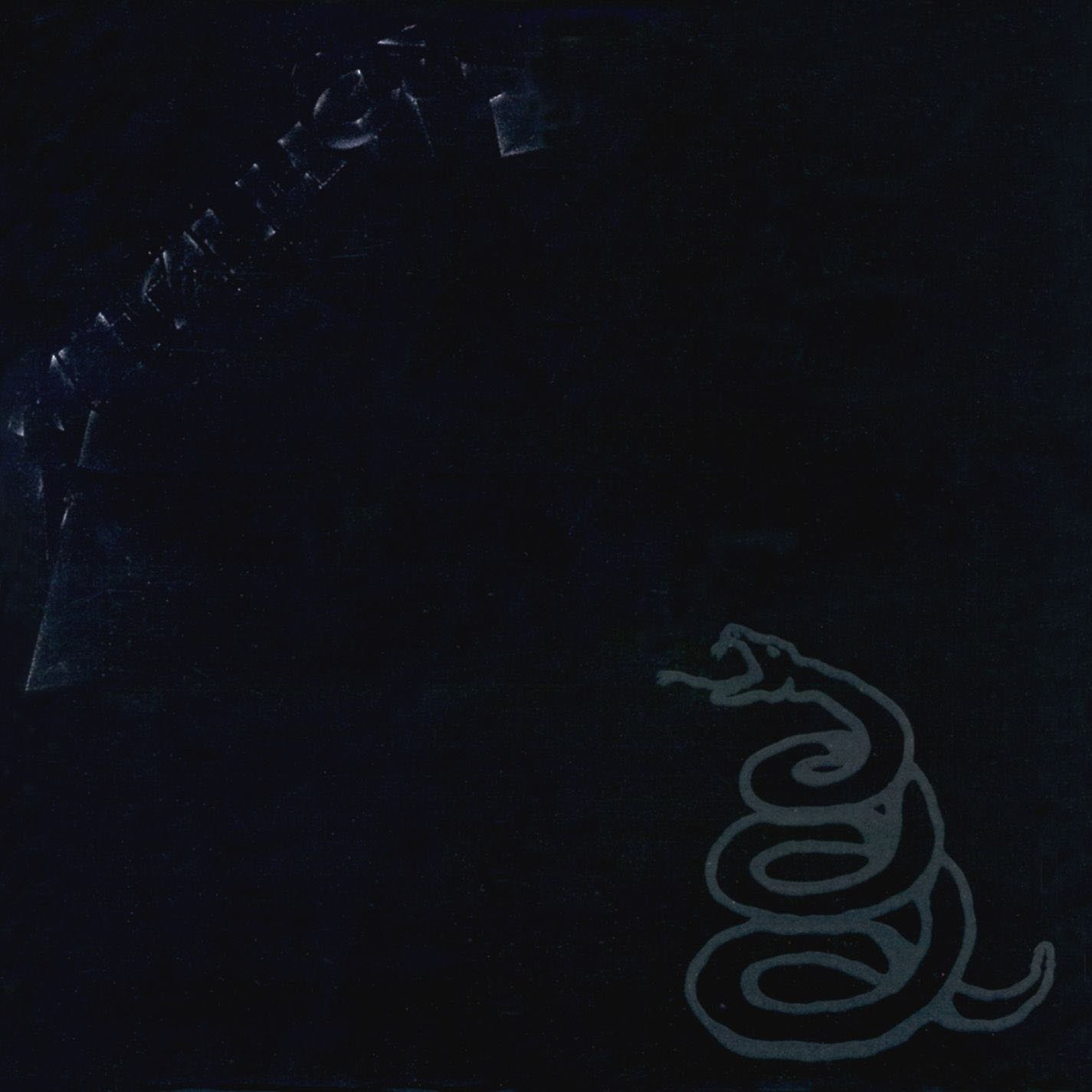 Metallica – Metallica (Black Album) [2xLP]