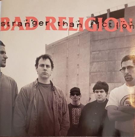 Bad Religion - Stranger Than Fiction [LP]