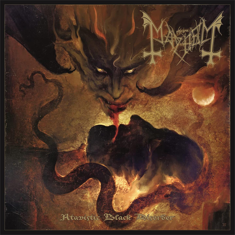 Mayhem - Atavistic Black Disorder / Kommando [LP]