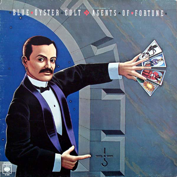 Blue Oyster Cult - Agents Of Fortune [LP]