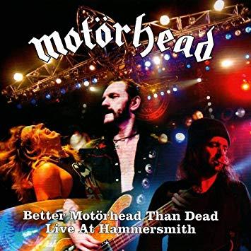 Motörhead - Better Motörhead Than Dead [4xLP]