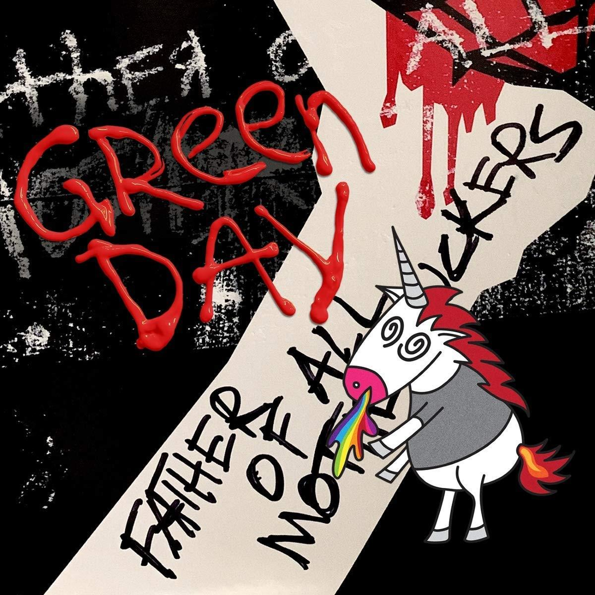 Green Day - Father of All... [LTD LP] (Cloudy Red vinyl)