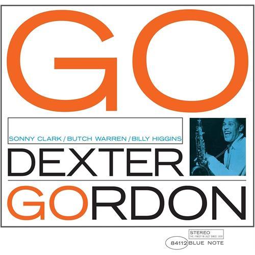 Dexter Gordon - GO! [LP]